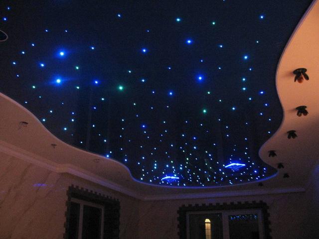 Звездное небо своими руками скачать